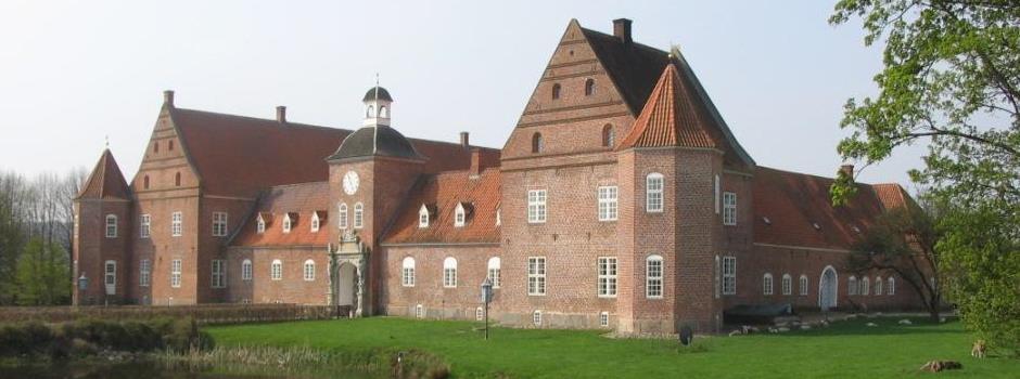 slotte i jylland